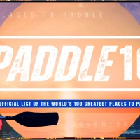#Paddle100 best canoeing kayaking stand up paddling SUP locations planet world tourism travel activity athletes recreational
