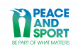 Peace and Sport Logo Colour