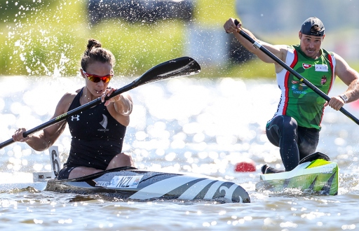 Difference Between Canoe and Kayak - Olympic Sports