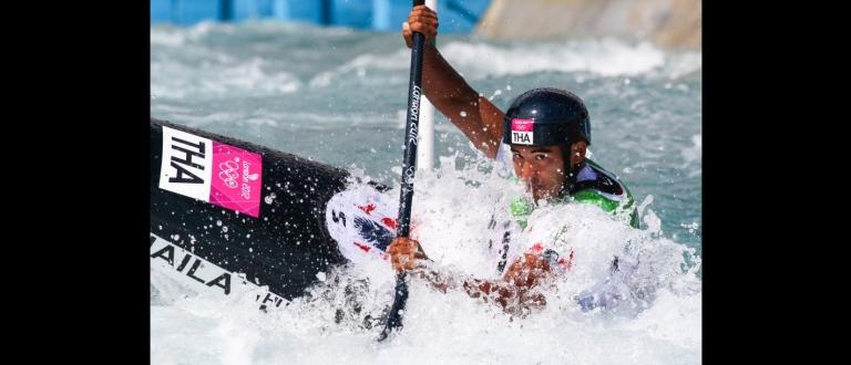 Husslein K1M (THA) Kayak Men Singles Olympic Games