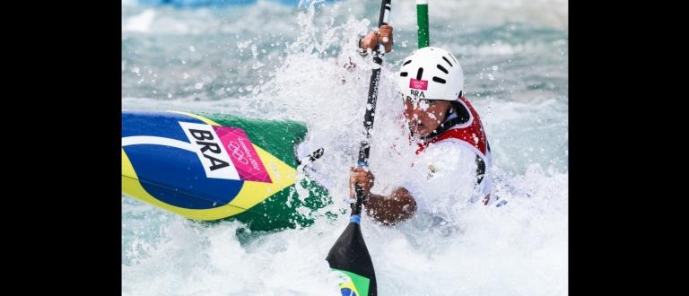 Ana Satila (BRA) K1W London 2012 Olympic Games