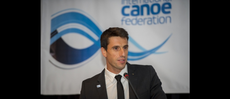 Tony Estaguet (FRA) Elected IOC Athlete Commission Vice-Chair