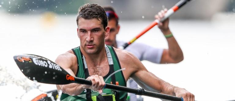 South Africa Andy Birkett K1 world marathon 2018
