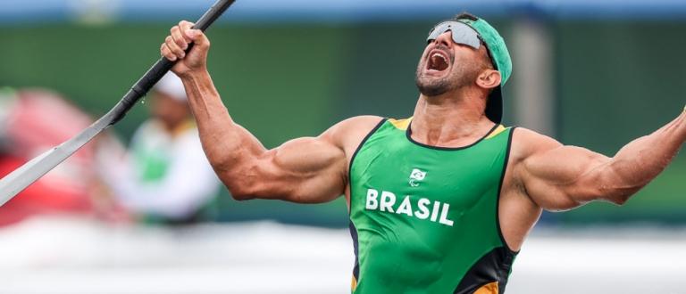 Brazil Fernando Rufino de Paulo Tokyo Paralympics