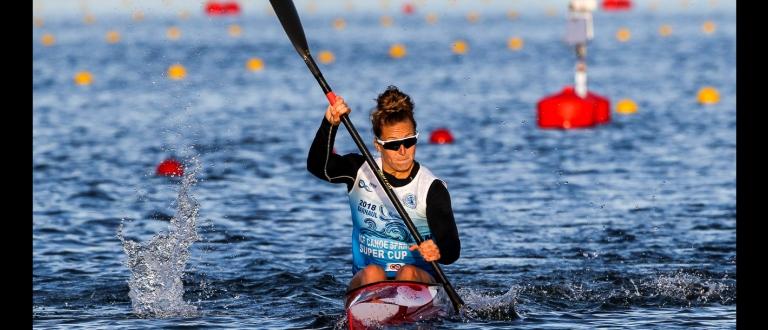 New Zealand's Caitlin Ryan K1 gold Barnaul 2018