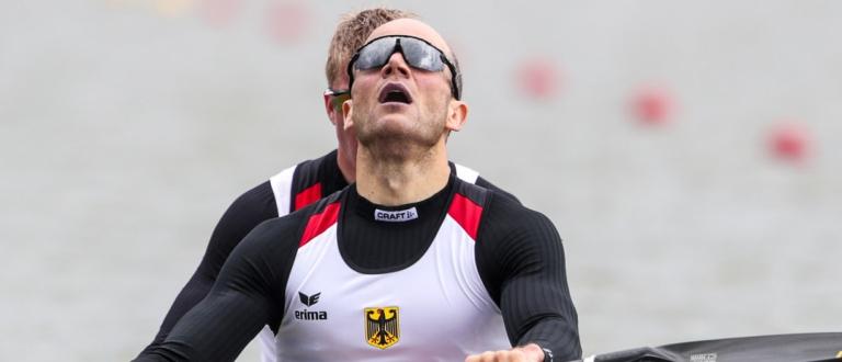 Germany K2 1000 Maz Hoff Jacob Schopf Szeged 2021