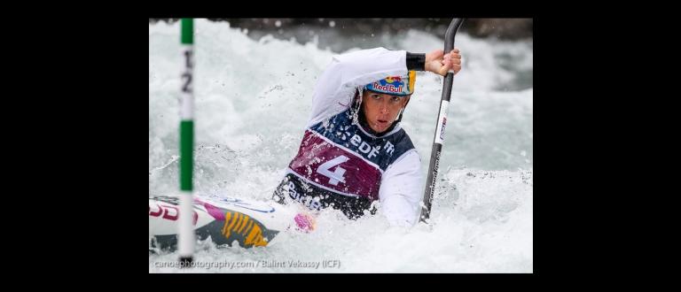 ICF Planet Canoe #ICFslalom Balint Vekassy @gregiej Rio2016 Canoe Slalom K1M K1W