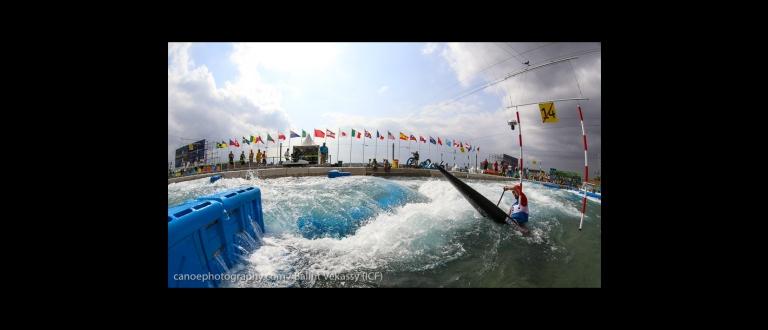 ICF Planet Canoe #ICFslalom Balint Vekassy @gregiej Rio2016 Canoe Slalom