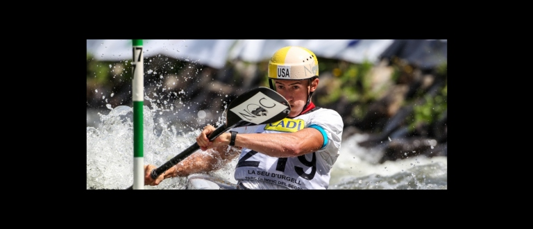 ICF Planet Canoe #ICFslalom @gregiej Rio2016 Canoe Slalom In The Flow