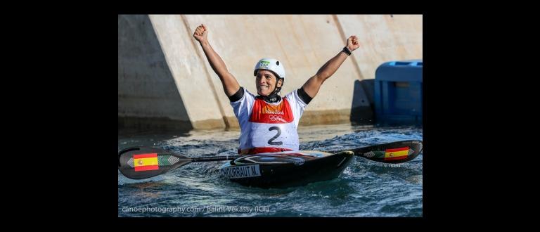 ICF Planet Canoe #ICFslalom Balint Vekassy @gregiej Rio2016 Canoe Slalom Maialen Chourraut
