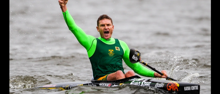 Hank McGregor (RSA) K1 Men Marathon