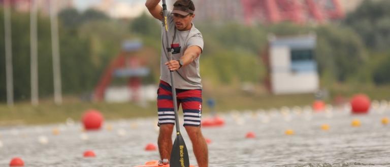 Russia Andrey Kraytor SUP 2020