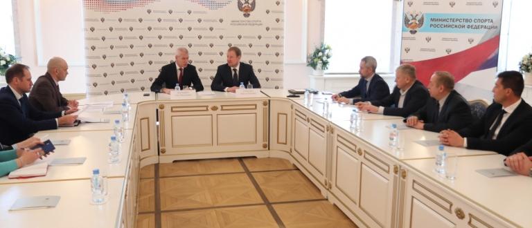 Barnaul canoe sprint meeting 2021