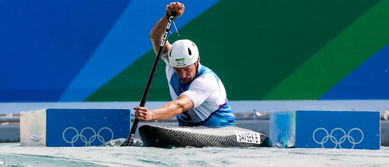 Benjamin SAVSEK Slovenia Rio 2016 Olympics