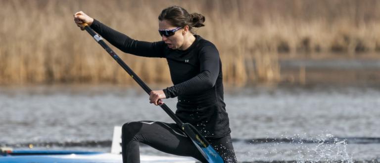 Canada Katie Vincent women C1 200
