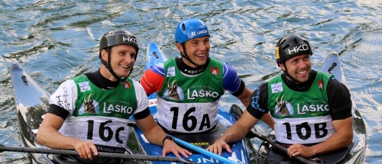 Czech slalom European Championships