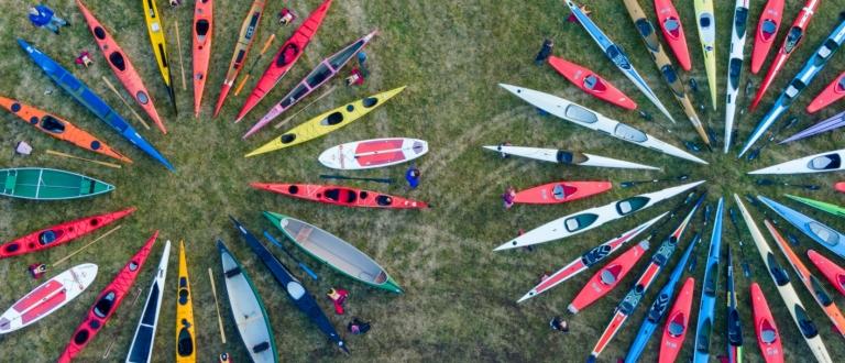 Danish Canoe Federation centenary edit