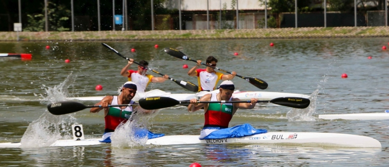 U23 and Junior Canoe Sprint World Championships Plovdiv