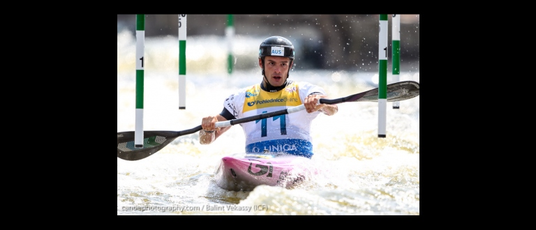 Australia Lucien Delfour Prague K1