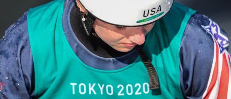 Tokyo 2020 Olympics Evy LIEBFARTH