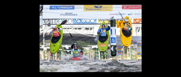 Extreme Cross Slalom Prague