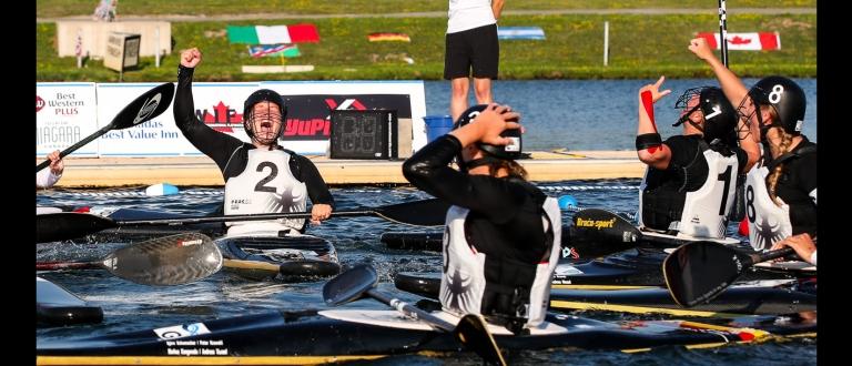 2018 ICF Canoe Polo World Championships Welland Canada