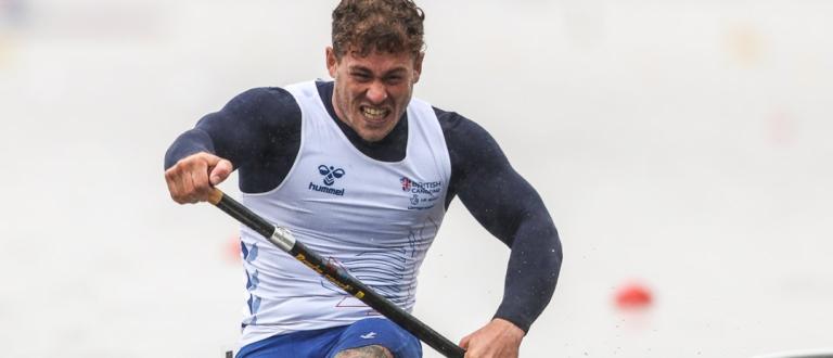 Great Britain Jack Eyers VL3 Copenhagen 2021