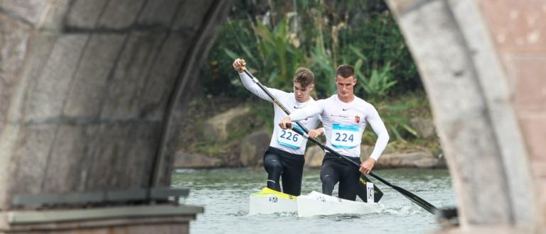 Hungary Benedek Horvath marathon Shaoxing 2019