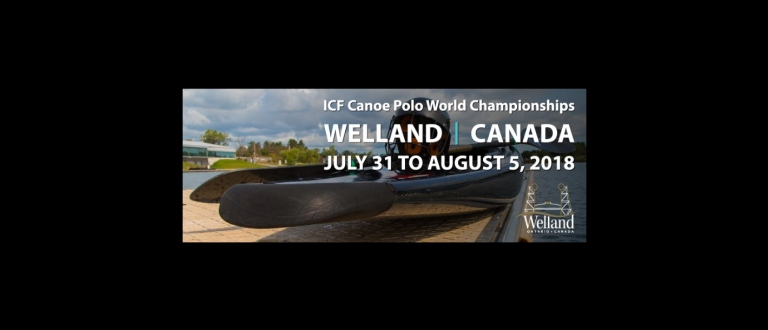 2018 ICF Canoe Polo World Championships - Welland, Ontario, Canada