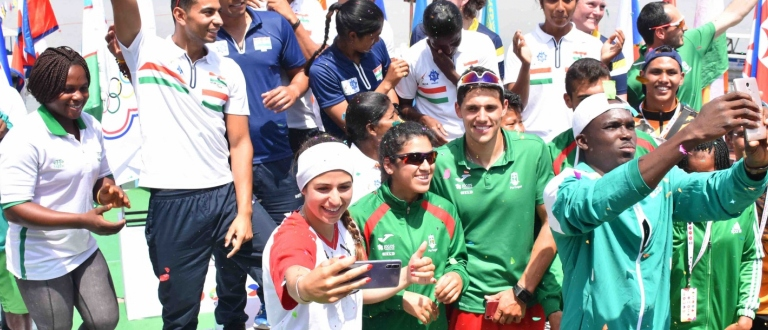 Athletes India Bhopal 2019