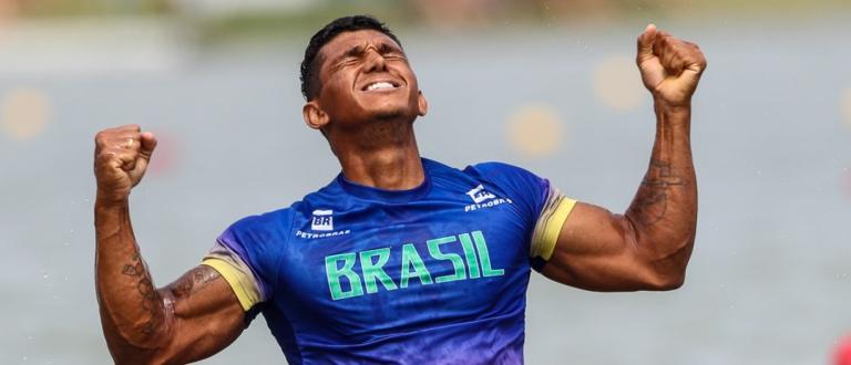 Brazil Isaquias Dos Santos C1 1000 Szeged 2019