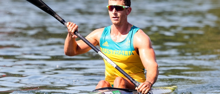 Murray Stewart (AUS) K1M