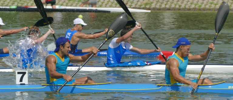 European Junior and U23 Canoe Sprint Championships