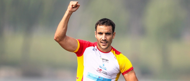 Spain Manuel Campos marathon Shaoxing 2019