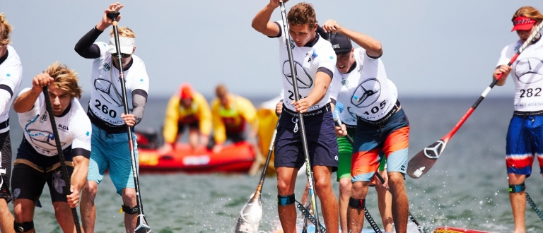 SUP World Cup Scharbeutz Germany
