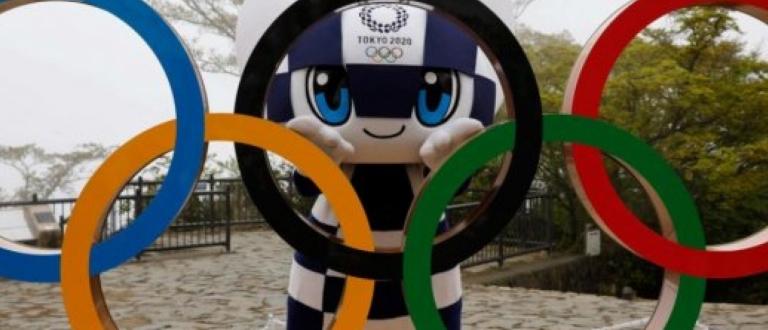 Tokyo Olympics 100 days to go celebrations