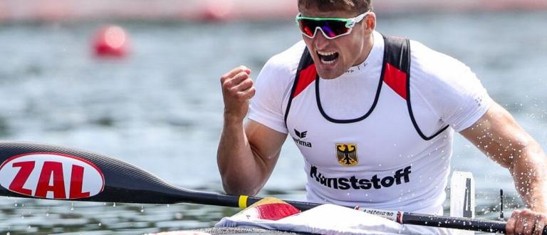 Germany Tom Liebscher K1 500 Duisburg 2019