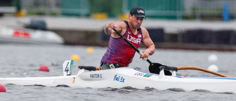 USA Blake Haxton Tokyo Paralympics