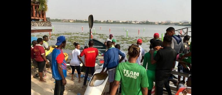ICF development program Nigeria