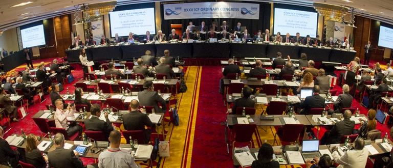 ICF Congress 2014