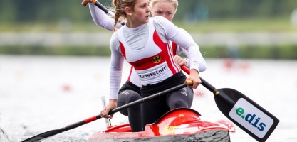 ICF Canoe Sprint Duisburg, Germany