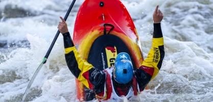 2015 ICF Canoe Freestyle World Championships, Ottawa, Canada