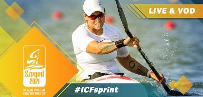 2021 ICF Kayak Paracanoe World Cup 1 Szeged Hungary Tokyo 2020 Paralympic Qualification Live TV Coverage Video Streaming