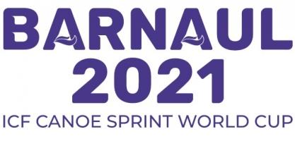 2021 ICF Canoe Sprint World Cup Barnaul - logo