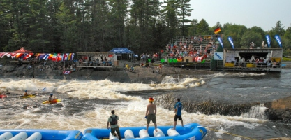 2016 ICF Canoe Freestyle World Championships, Ottawa, Canada