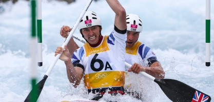 Rio 2016 Olympic Games Canoe Slalom C2M