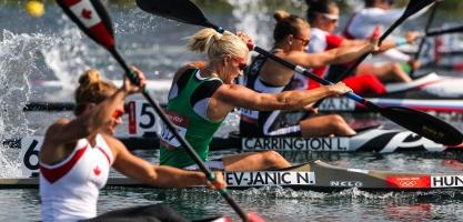 Rio 2016 Olympic Games Canoe Sprint K1W