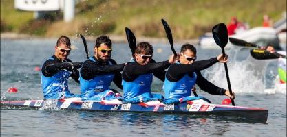 2017 ICF Canoe Sprint World Championships Racice