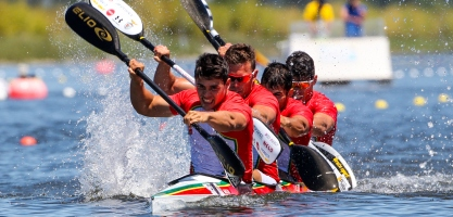 ICF Canoe Sprint World Cup Montemor-O-Velho, Portugal