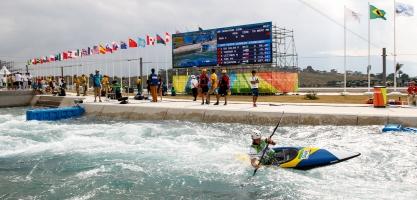 Rio Canoe Slalom2016 Rio Canoe Slalom Olympic Games